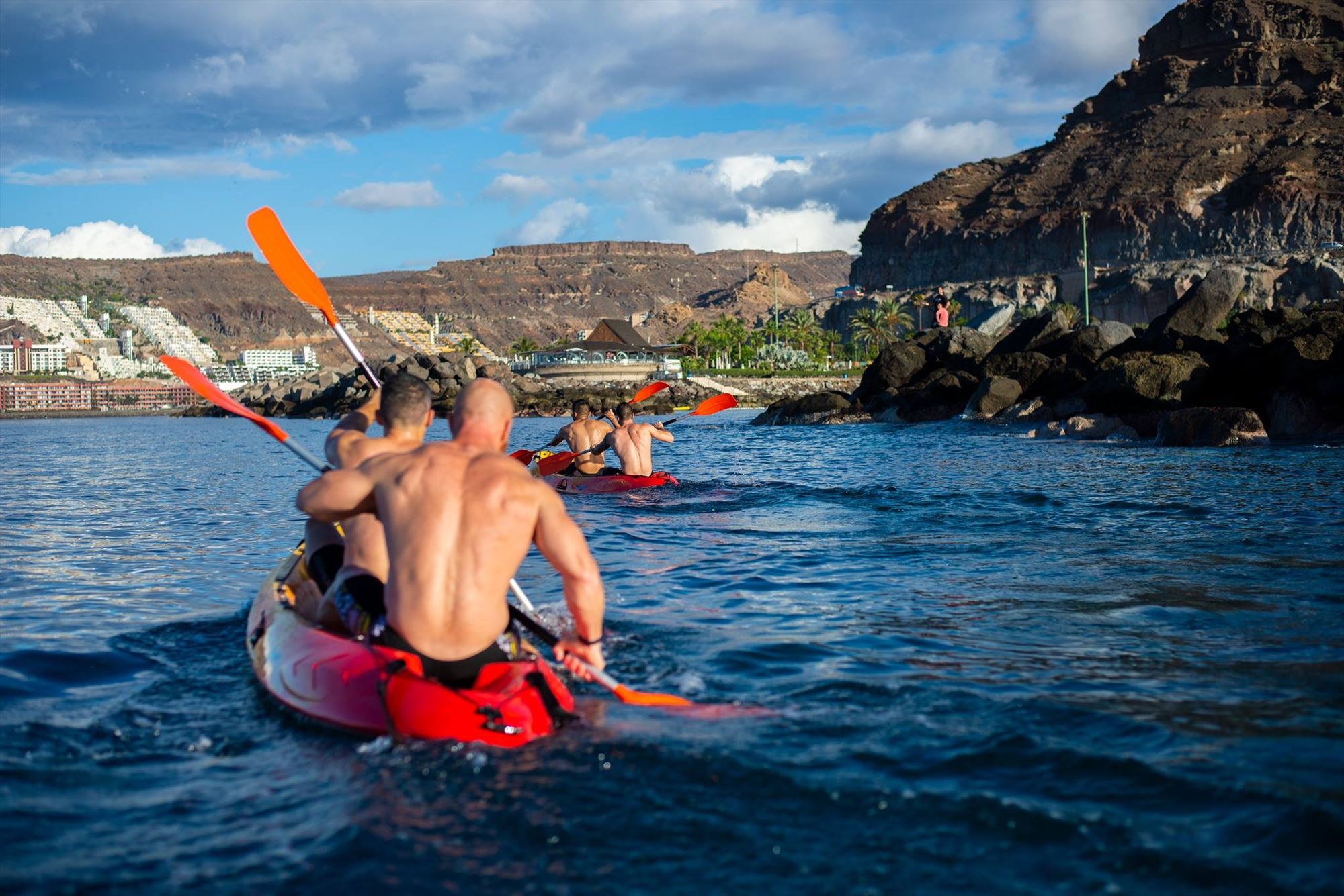 Crossfit camps Europe: your sports holidays in Gran Canaria