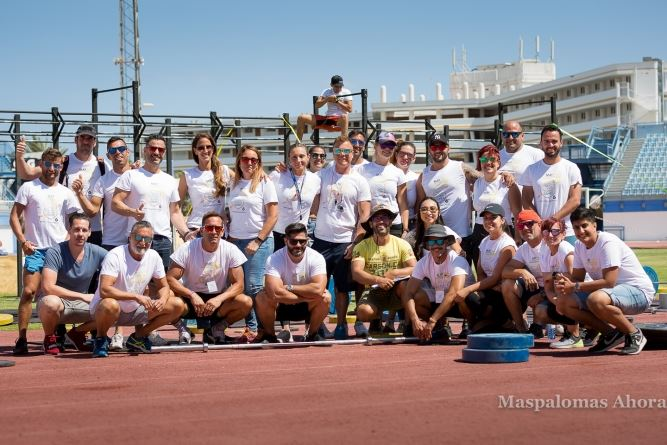 Maspalomas Team Games 2018