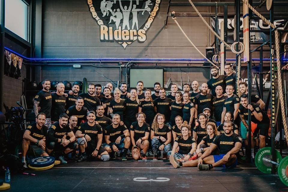 CrossFit Riders Training Camp